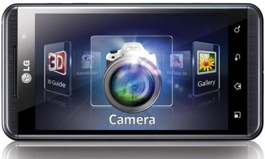 La vague des téléphones 3D arrive avec le LG Optimus 3D