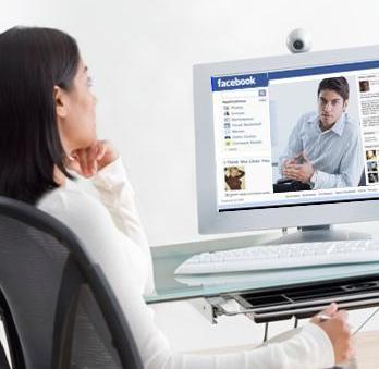 Facebook s'intéresserait au chat vidéo avec Skype