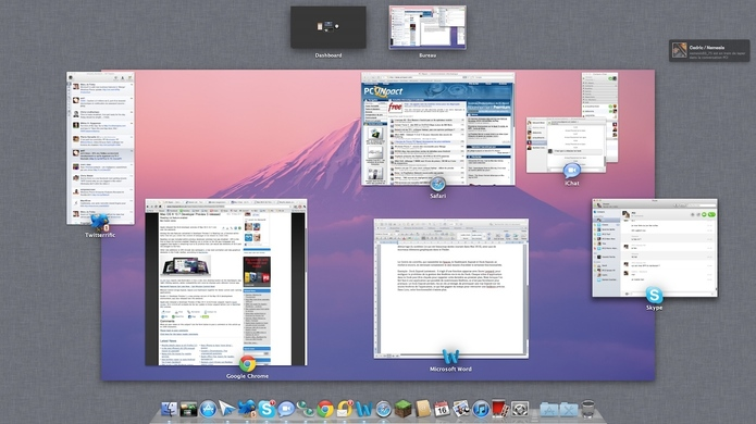 Mac OS X Lion - La Golden Master est aux mains des développeurs