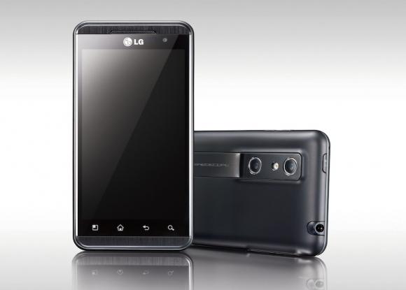 LG à l'attaque avec son Optimus Pad et Optimus 3D