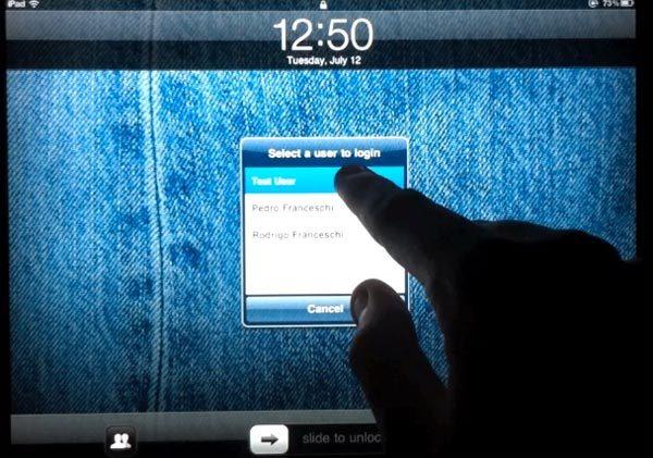 Créer plusieurs profils sur un iPad avec iUsers