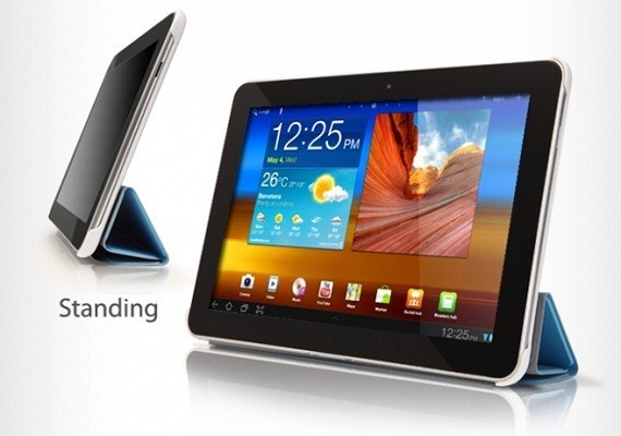 La Smart Case pour Galaxy Tab annoncée puis retirée de la vente