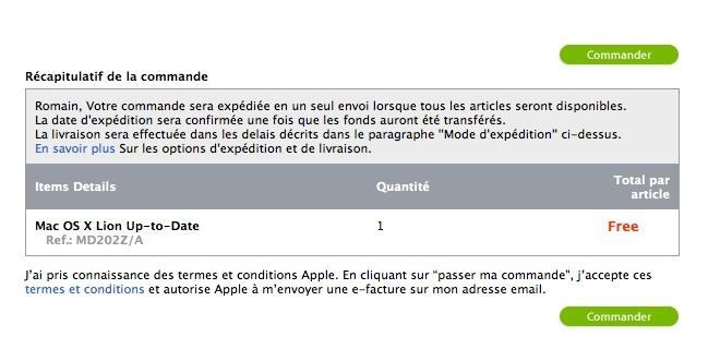 Télécharger Mac OS X Lion gratuitement pour les nouveaux Mac User