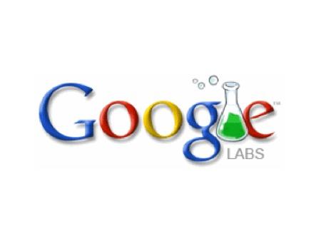 Google Labs au placard