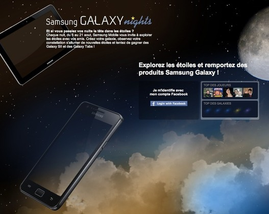 16 Samsung Galaxy S II et 16 Galaxy Tab 10.1 à gagner ce mois d'aout