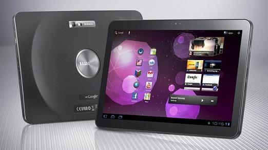La Galaxy Tab 10.1 finalement interdite en Europe ?