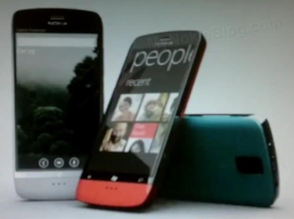 WP7 - La vidéo des futurs Nokia ?