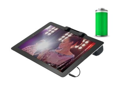 Tablet Speaker - Logitech lance une enceinte pour tablettes