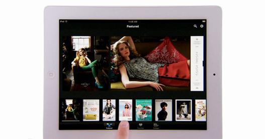 Google Catalogs - Retrouvez les plus grands catalogues sur iPad