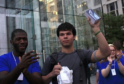 Et si l'iPhone 5 sortait le 7 octobre ?