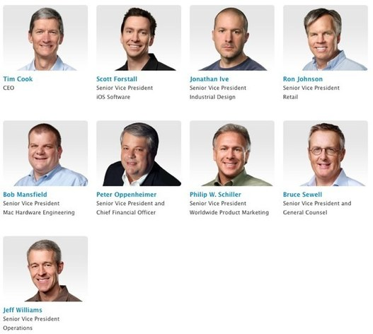 Tim Cook est officiellement le nouveau CEO d'Apple