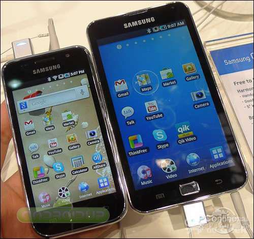"""Samsung pourrait doter son Galaxy S II Plus d'un écran de 5.3"""""""
