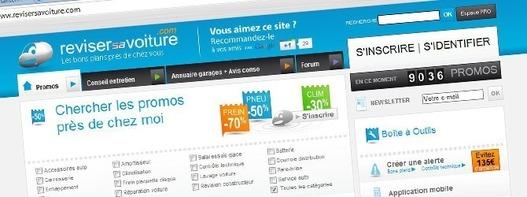 ReviserSaVoiture : levée de 800 000 Euros pour vous offrir des promotions dédiées à l'entretien de votre voiture