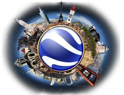 Chasse au trésor sur Google Earth - 50000 € de prix