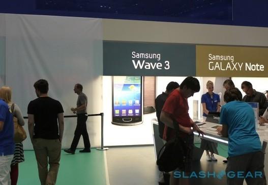 La Galaxy Tab 7.7 disparait de l'IFA 2011