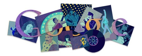 La vidéo du Doodle de Freddie Mercury