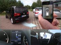 L'application AutoPark4U de Valeo s'occupe du créneau