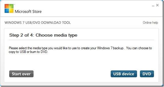 Installer Windows 8 avec une clé USB