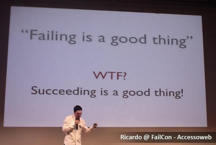 FailCon - L'échec se met au service du succès (Compte Rendu)