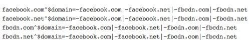 Facebook nous traque, même déconnecté !!!