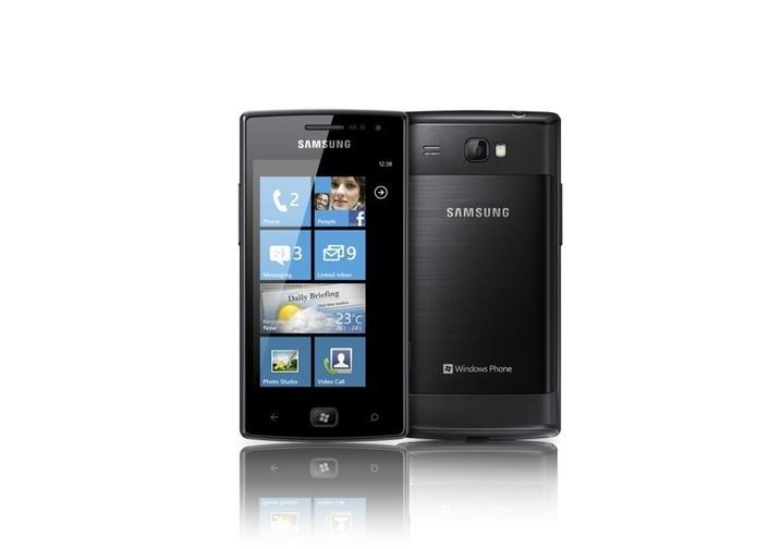 Windows Phone 7.5 - Samsung officialise l'Omnia W