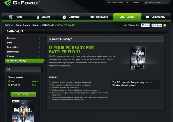 Battlefield 3 - Votre PC sera-t-il assez puissant ?