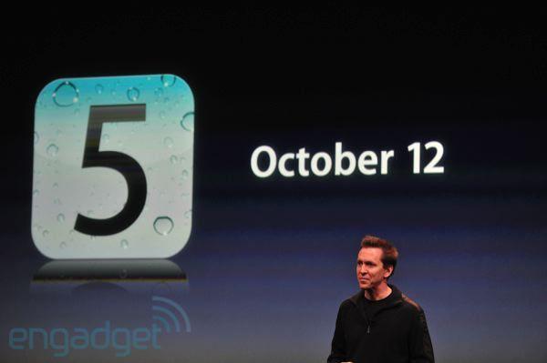 Keynote Apple iPhone 5 en live à 19h (Update)