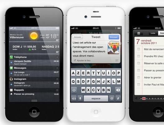 iPhone 4S - Le dernier iPhone de Steve Jobs attire les foules