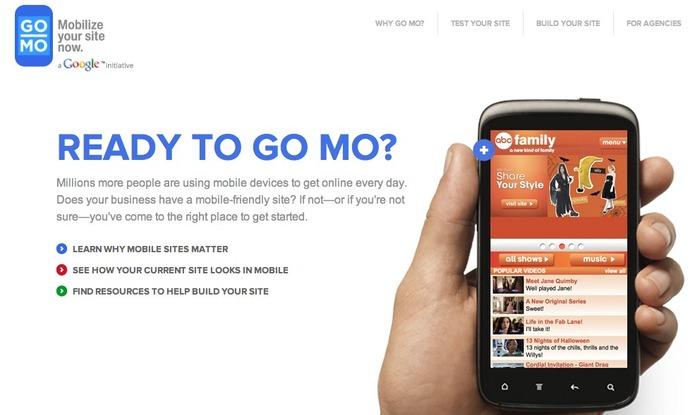 GoMo - La version mobile de votre site est elle bien réalisée ?