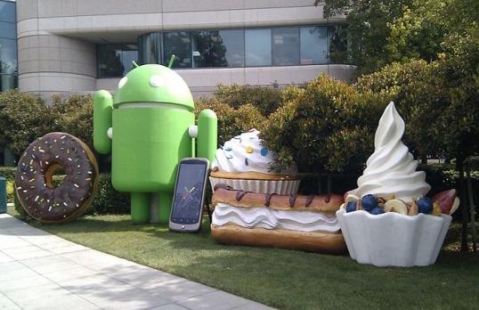 Android fête ses 4 ans... déjà
