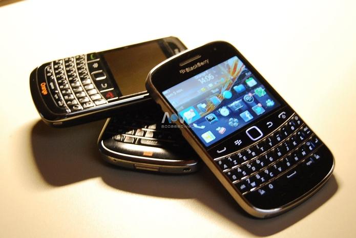 Blackberry Bold 9900 - Le retour gagnant de Blackberry (test)