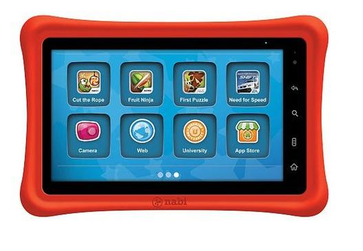 Nabi - La tablette pour enfants de Toys R Us