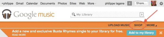 Google Music Store - C'est parti pour les USA