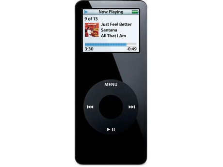 Apple rappelle ses iPod Nano de première génération
