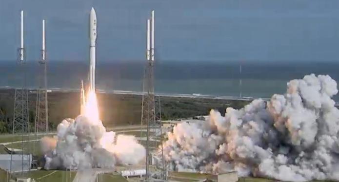Mission Mars - Curiosity a décollé, rendez vous en Aout 2012