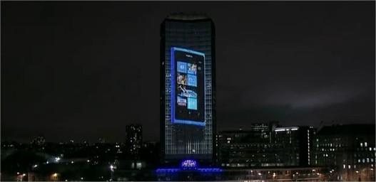 Nokia et le Lumia 800 ont fait vibrer Londres