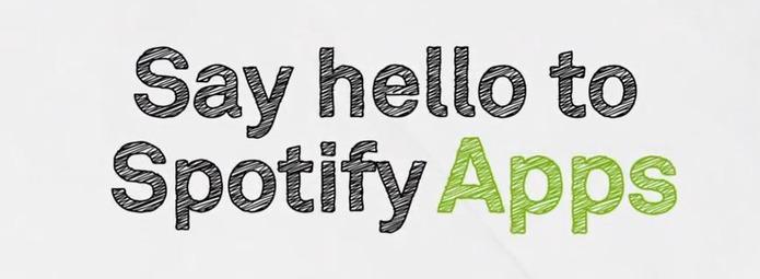 Spotify lance sa plateforme d'applications