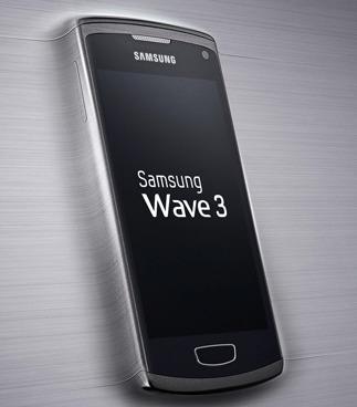 Samsung Wave 3 - La france en première ligne