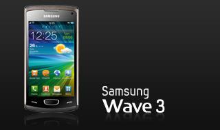 NRJ Mobile lance le Motorola Gleam, le Samsung Wave 3 et le Samsung Galaxy Note