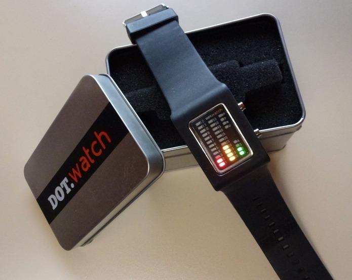 (terminé)Une montre Dot.Watch à gagner