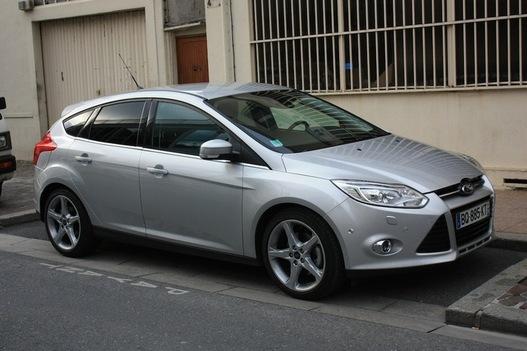 Mon essai de la nouvelle Ford Focus 1.6 Scti 182 ch