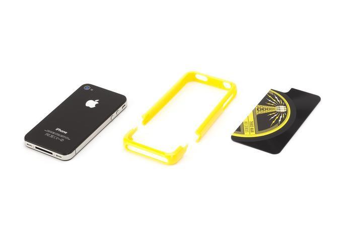 Protéger votre iPhone avec un disque Vinyl