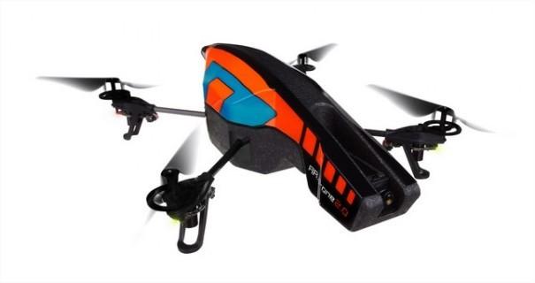 Parrot AR.Drone 2 au CES 2012