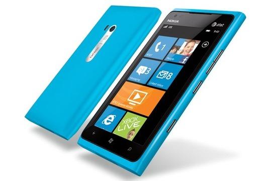 Le Nokia Lumia 900 est officiel