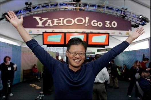 Yahoo! - Jerry Yang jette l'éponge