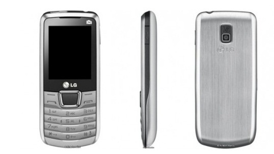 Triple SIM pour le LG A290