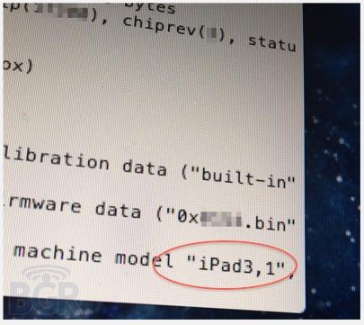 Un Quad Core pour l'iPad 3 - Preuves en images?