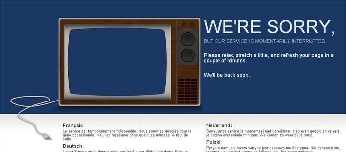 Dailymotion est down - attaque ou problemes techniques ?