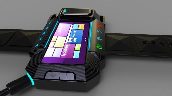 Le mobile de demain - une montre sous Windows Phone