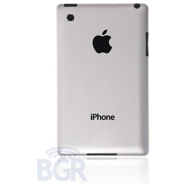 L'iPhone 5 pour Octobre 2012 ?